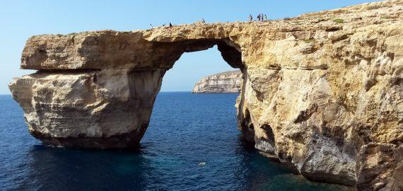 Azur Window – Gozo (Malte)