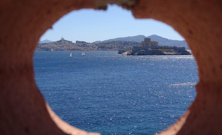 Frioul : balade au large de Marseille
