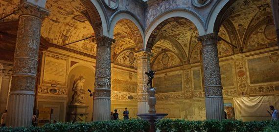 Déambulation architecturale à Florence