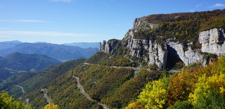 Col de Rousset – En équilibre entre Vercors et Diois